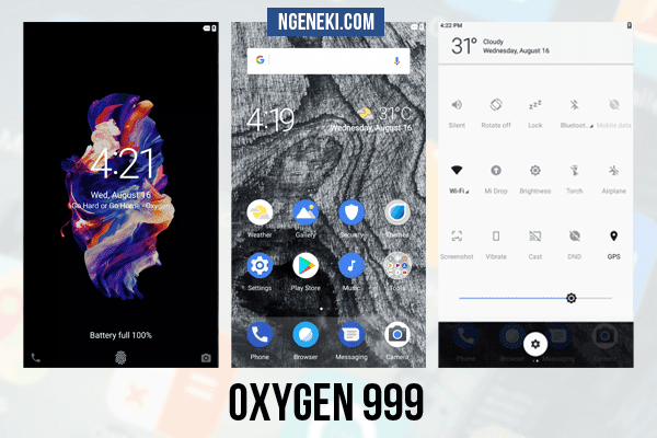 Oxygen 999