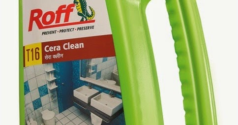 Roff Launches Cera Clean Solution Pocket News Alert