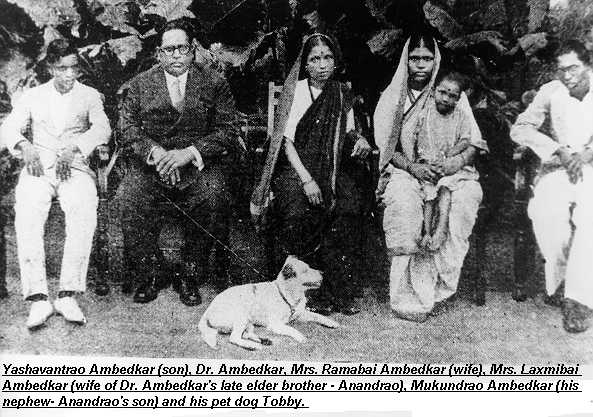 Ambedkar's original name was actually Ambavadekar.