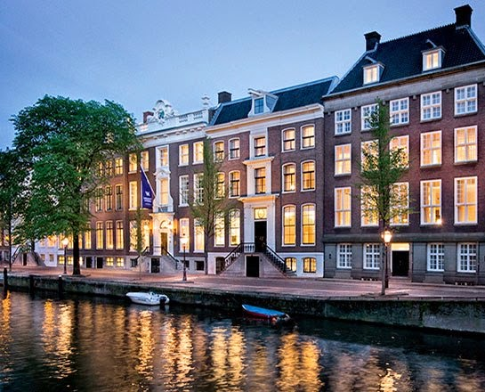 Hello Amsterdam [the Waldorf Astoria launches]
