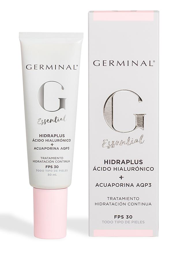Essential Hidraplus, la nueva hidratante y antiarrugas con SPF 30 de Germinal