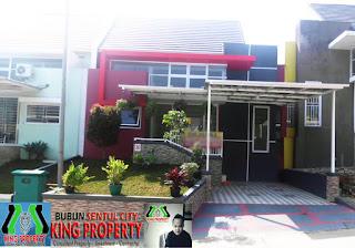 Rp.1.4 Milyar Dijual Rumah Siap Huni Di Green Vlley Sentul City (code:200)