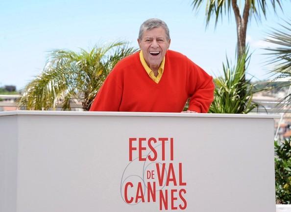 Jerry Lewis a Cannes-i filmfesztivalon