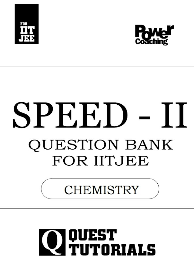 CHEMISTRY QUESTION BANK FOR JEE-NEET EXAM