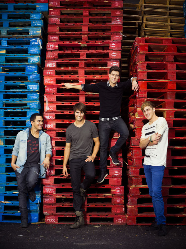 Big Time Rush Indonesia: Big Time Rush's 'Elevate
