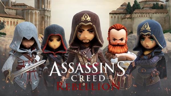 Assassin's Creed Rebellion ฉบับย่อส่วนลงมือถือ
