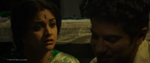 Dulquer Salman and Keerthi Suresh in Mahanati