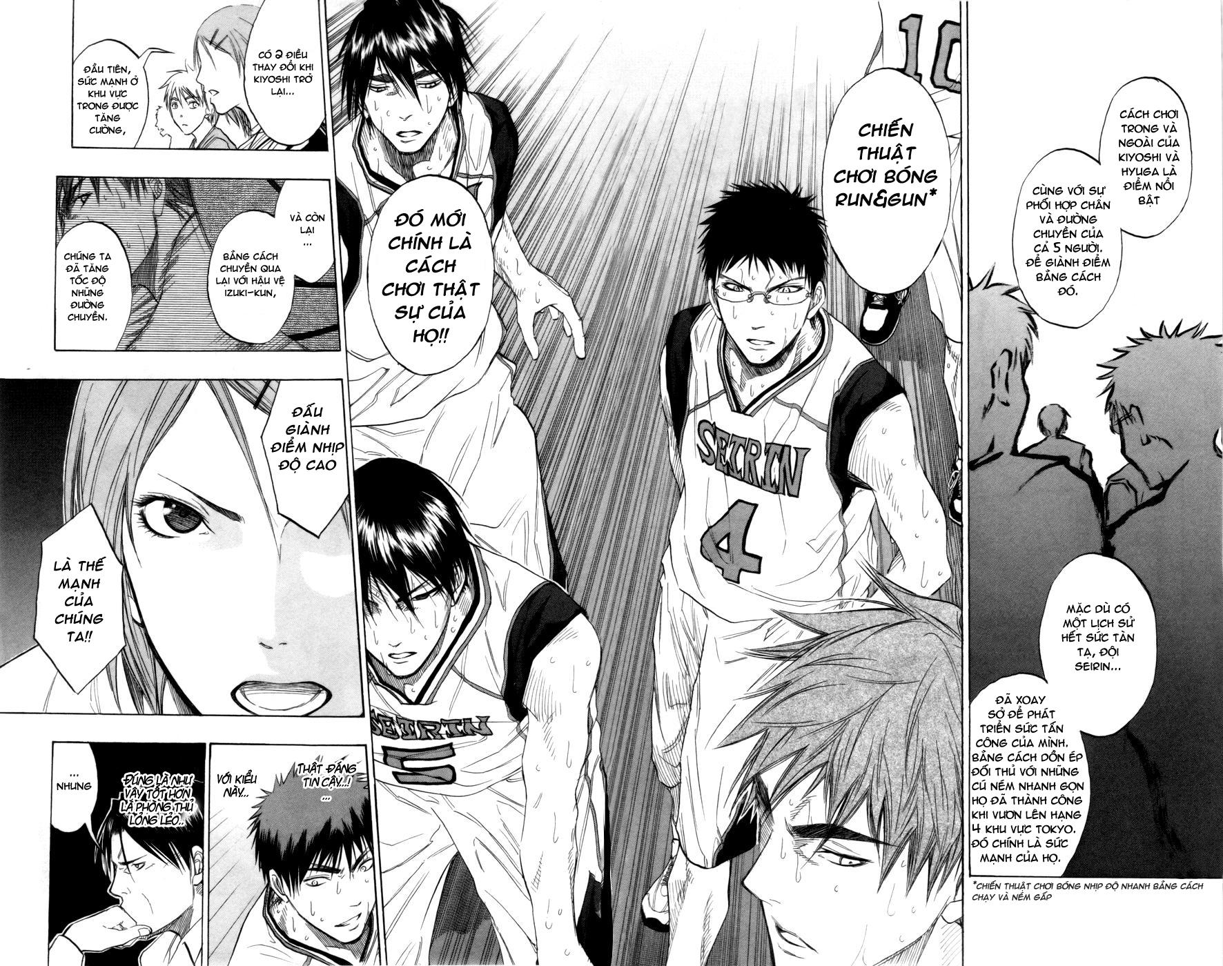 Kuroko No Basket chap 088 trang 15