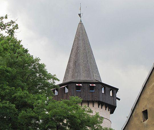 Wieża Woka.