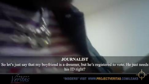 Video: Poll worker caught advising 'Vote Democrat'