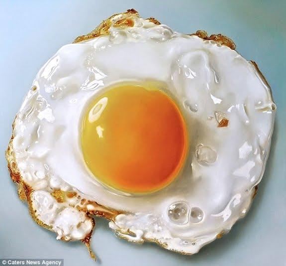 Funny Omelette Fried Eggs Boobs Gift