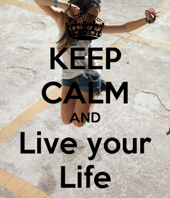 Calm And Live