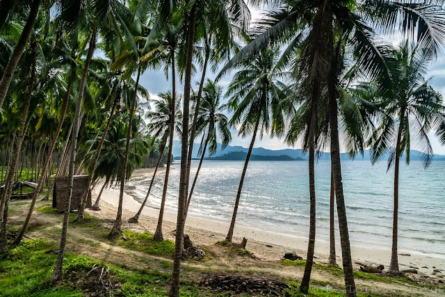 White-Sand-Beach-Port-Barton-Palawan-Philippines
