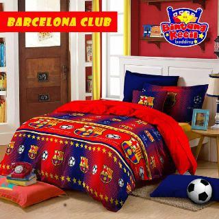 sprei bola barcelona messi