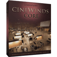 Cinesamples - CineWinds CORE v1.3.1a KONTAKT Library