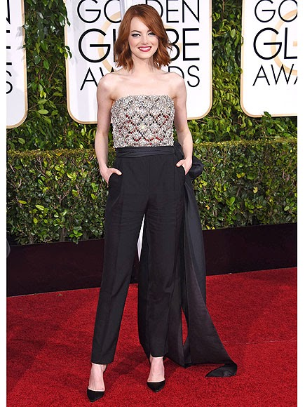 Golden Globe Fashion Favorites