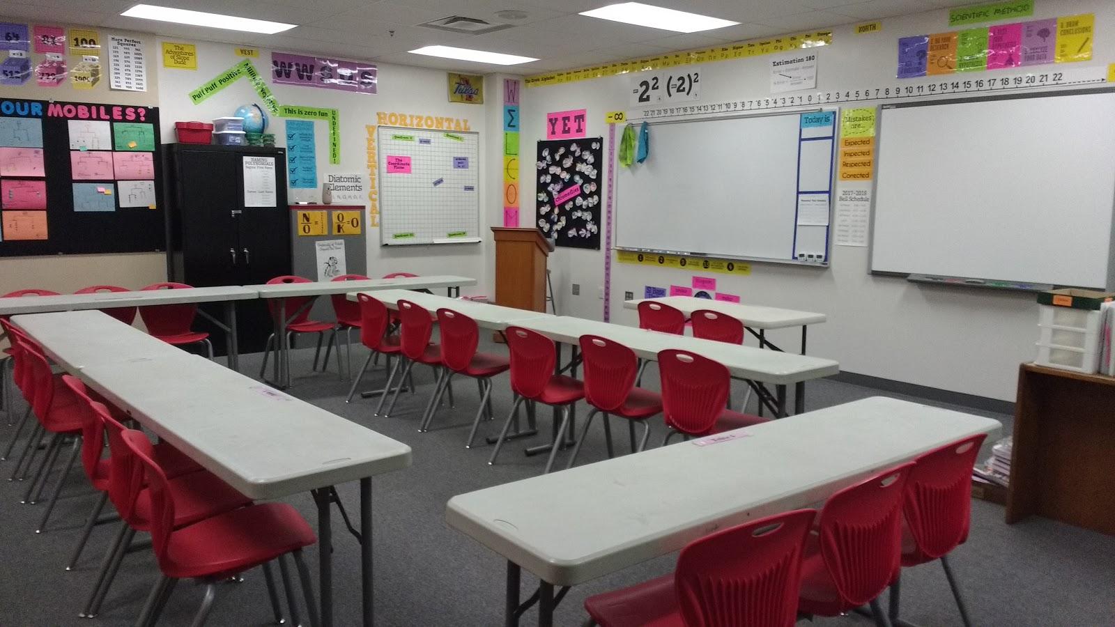 Math Love Math Classroom Decorations Recap 2017 2018