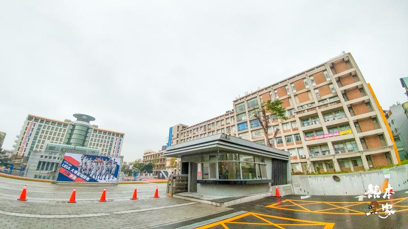 健行科技大學|近中壢車站|健行美食商圈|台灣最強UBA大學球隊