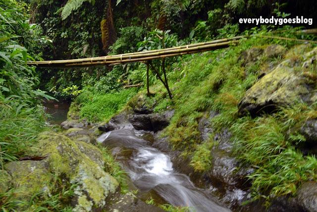 air terjun puteri Bogor