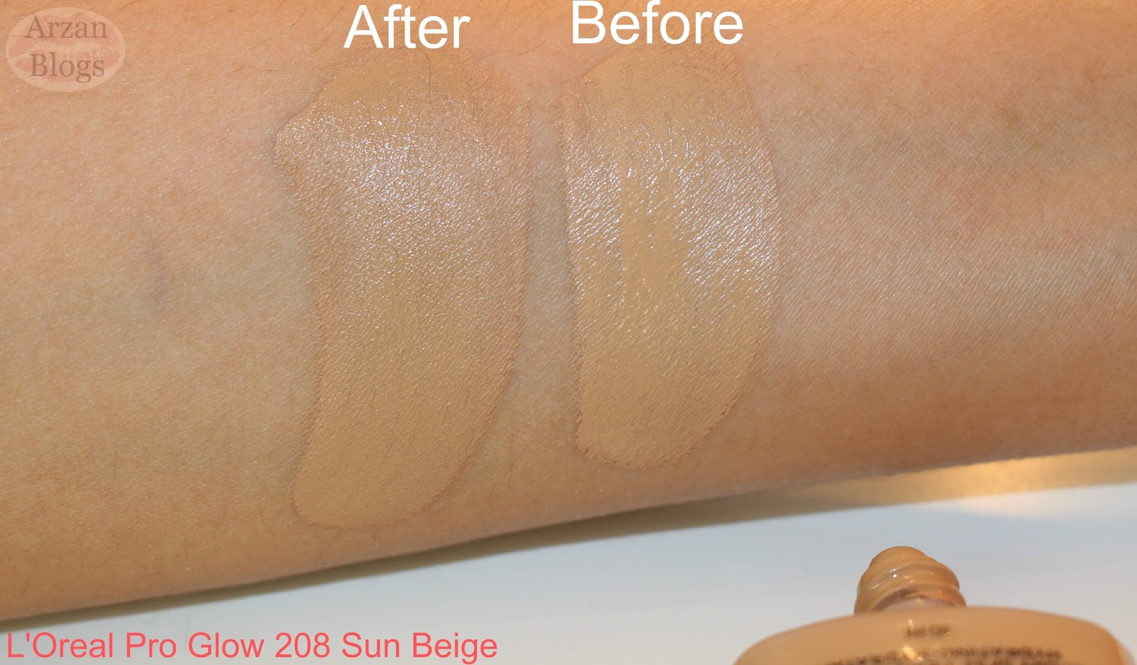 Infallible Pro-Glow Foundation by L'Oreal #5