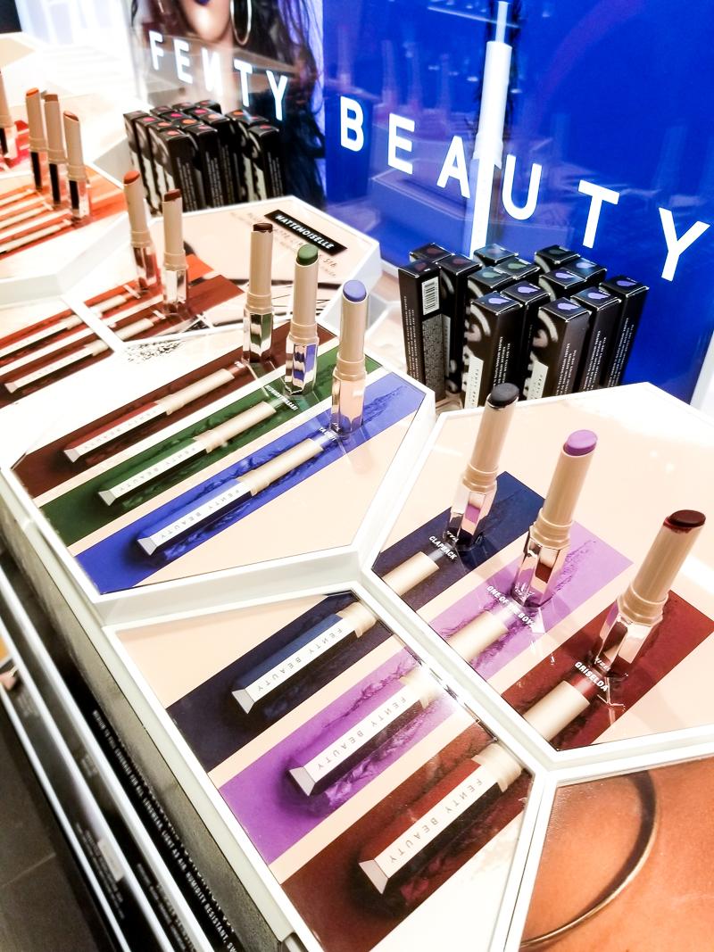 Fenty Beauty by Rihanna - Mattemoiselle Plush Matte Lipsticks - Swatches