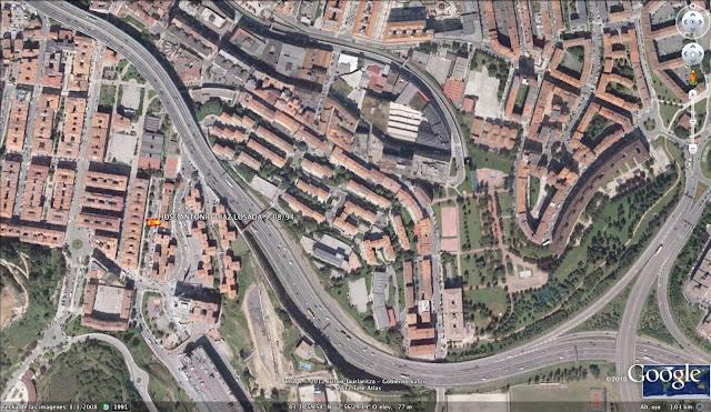 JOSÉ ANTONIO DÍAZ LOSADA ETA, Bilbao, Vizcaya,Bizkaia, España, 9/08/94