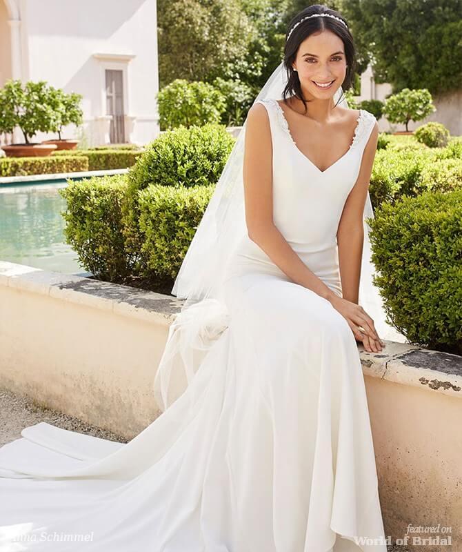 Anna Schimmel 2018 Wedding Dresses