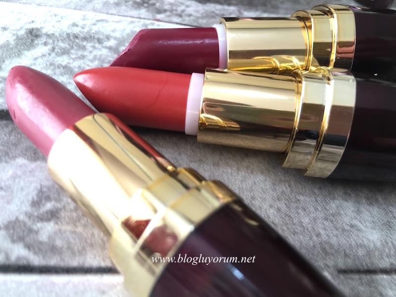 Golden Rose Perfect Shine Rujlar 225 239 240blogluyorum Gökçe