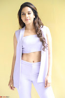 Tanya Hope in Crop top and Trousers Beautiful Pics at her Interview 13 7 2017 ~  Exclusive Celebrities Galleries 022.JPG