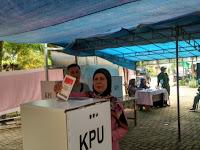 Pemilu Ulang di Samarinda Dimenangkan Pasangan 02