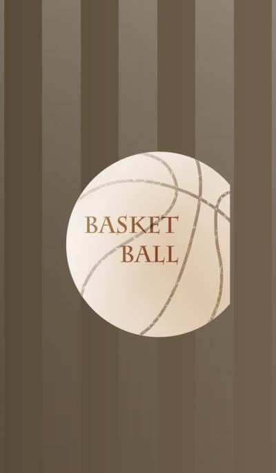 Basketball Theme -simple-