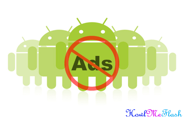 Disable Ads In Android Smartphones
