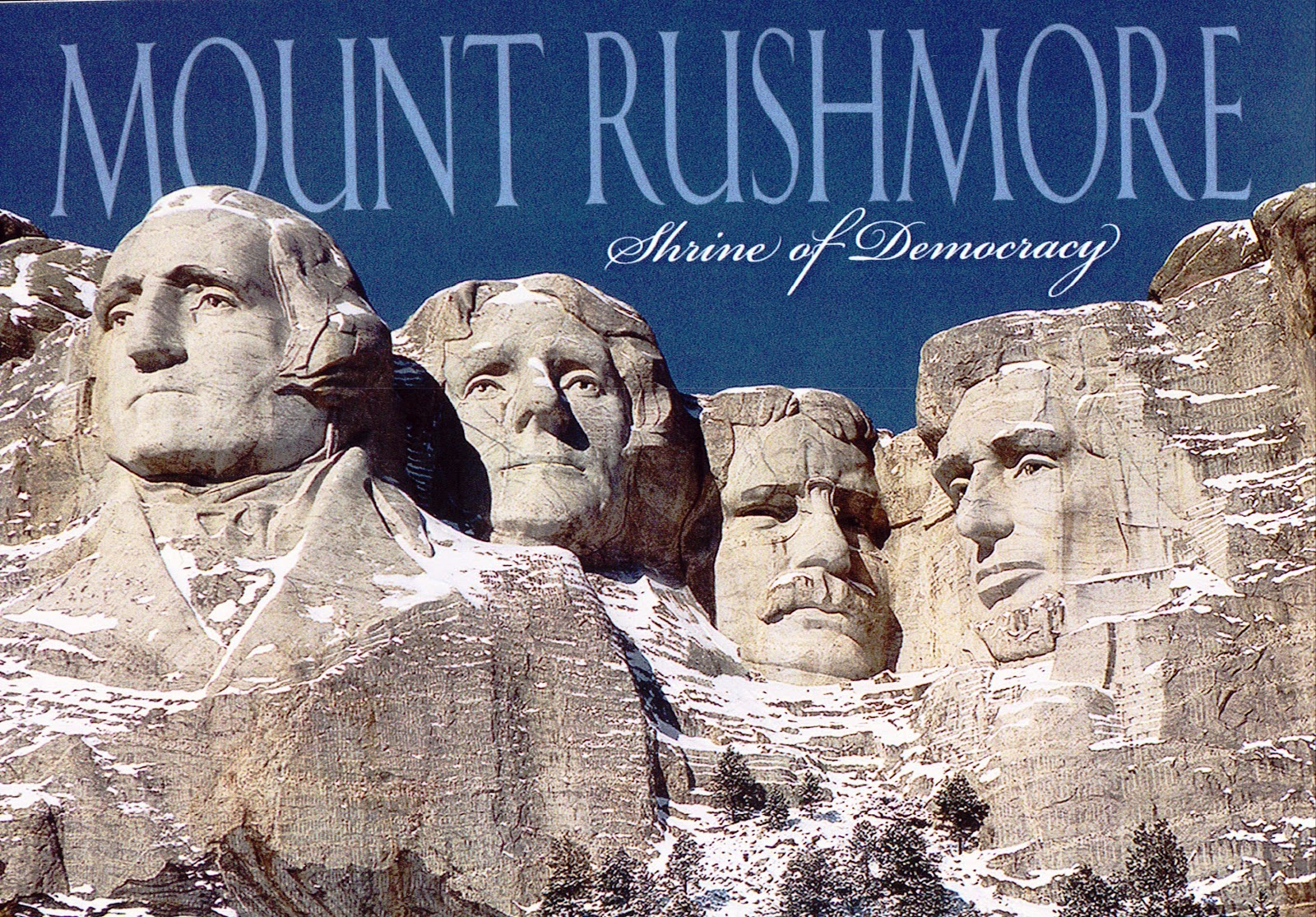 Redefining The Face Of Beauty Mount Rushmore South Dakota