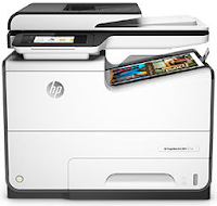 HP PageWide Pro 477 Printer Series PCL6 Basic Driver