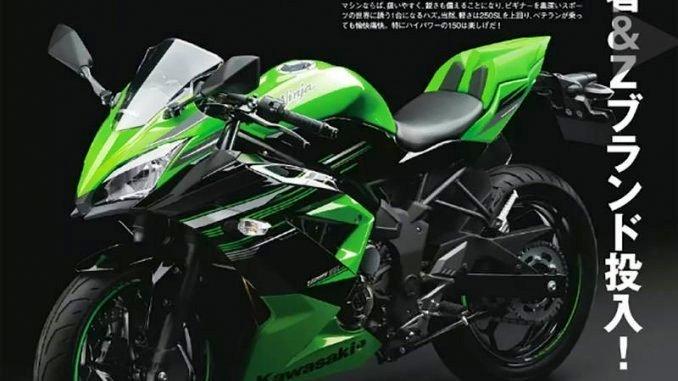 Ini jawaban Kawasaki Indonesia perihal teaser Ninja 125 / 150