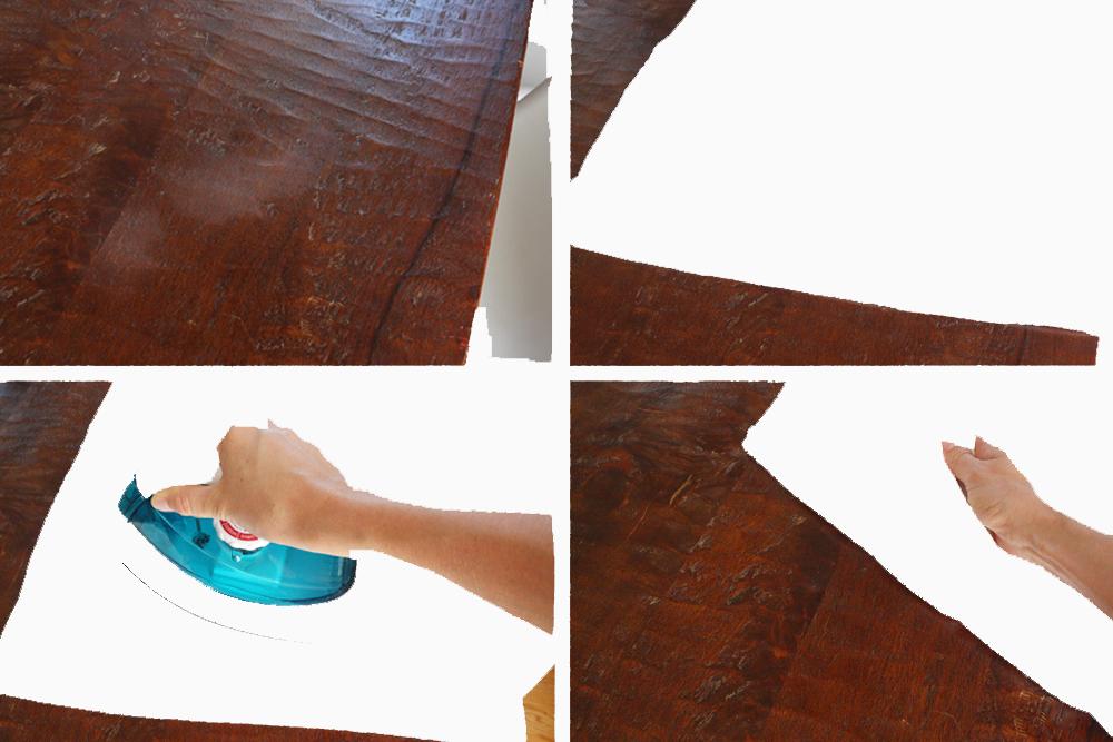 nettoyer le bois t che d 39 eau. Black Bedroom Furniture Sets. Home Design Ideas