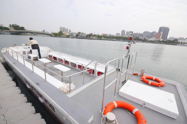 台南 安平遊運河