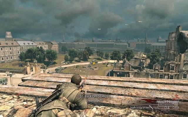 Sniper Elite Pc Game Download Free Download Full Version