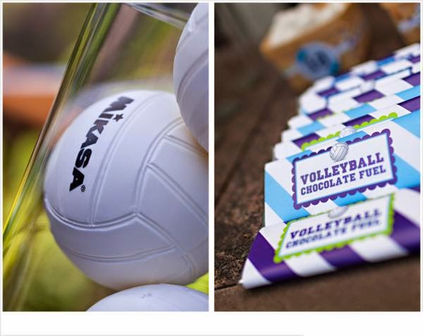 Volleyball Birthday Party Ideas For Teenage Girls