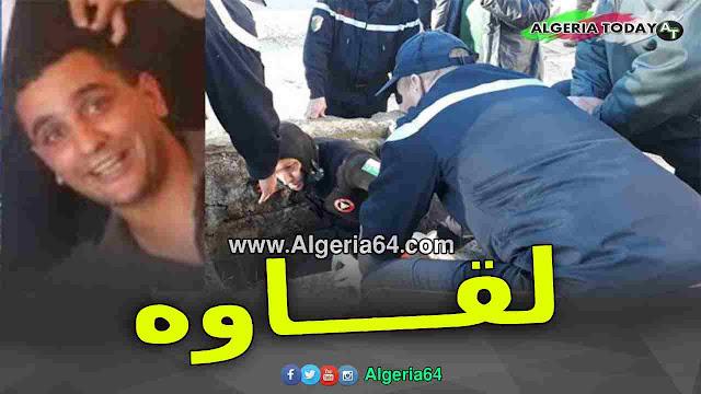 عاجل ... العثور على جثة  محمد عاشور عون الحماية المفقود