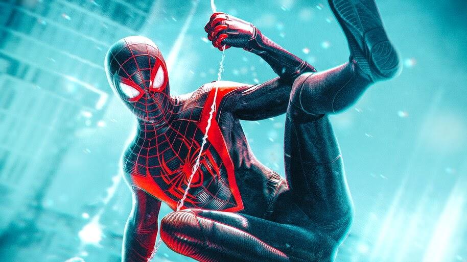 Marvels, Spider-Man Miles Morales, PS5, 4K, #7.2441
