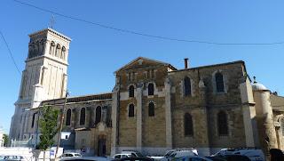 Cathédrale St-Apollinaire, Valence.