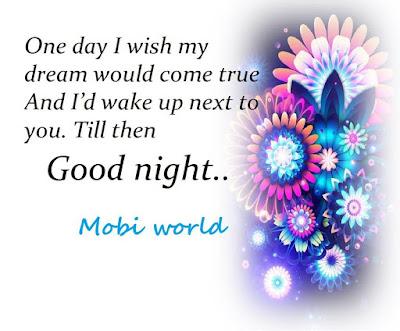good night phrases