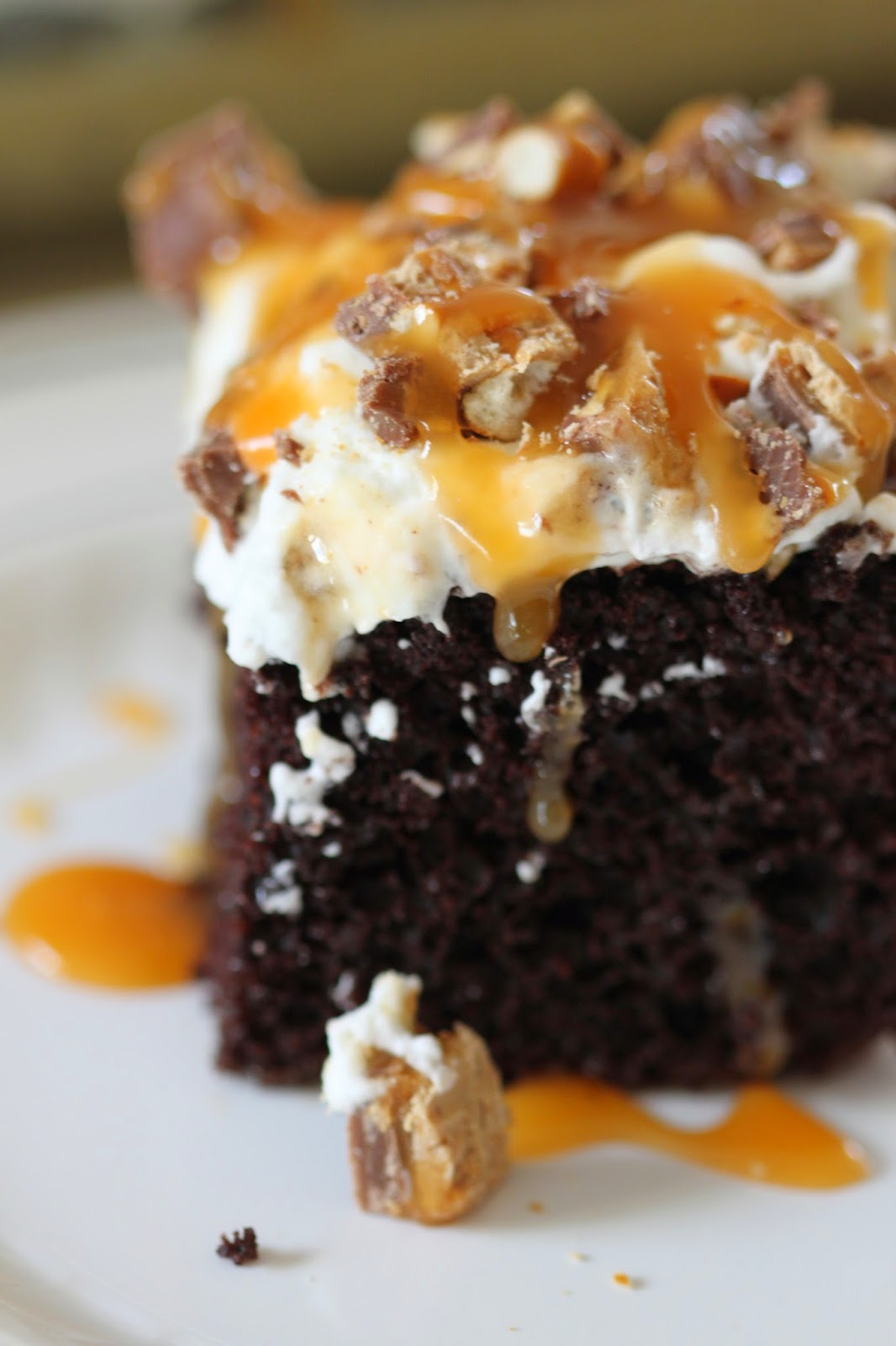 Tortillas And Honey Quot Take 5 Quot Poke Cake