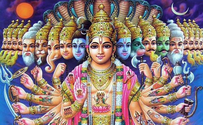 Daftar Nama Dewa-dewi dalam Mitologi Hindu