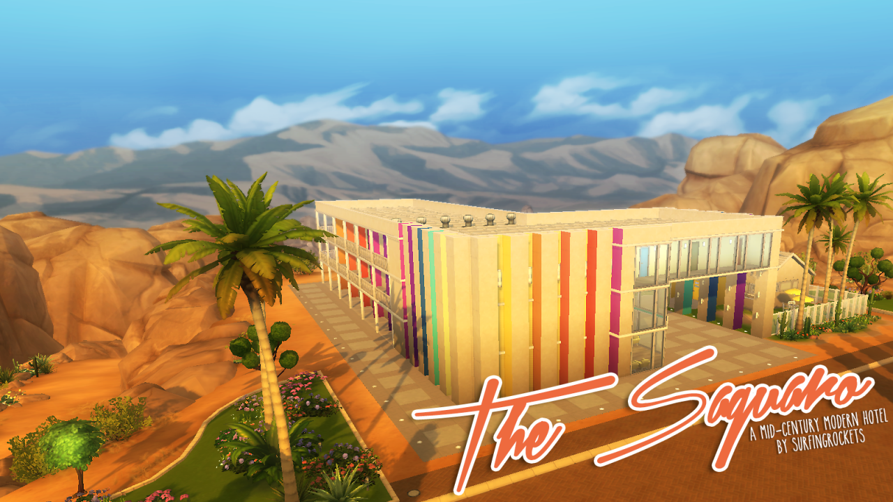 the saguaro a mid century modern palm springs hotel by