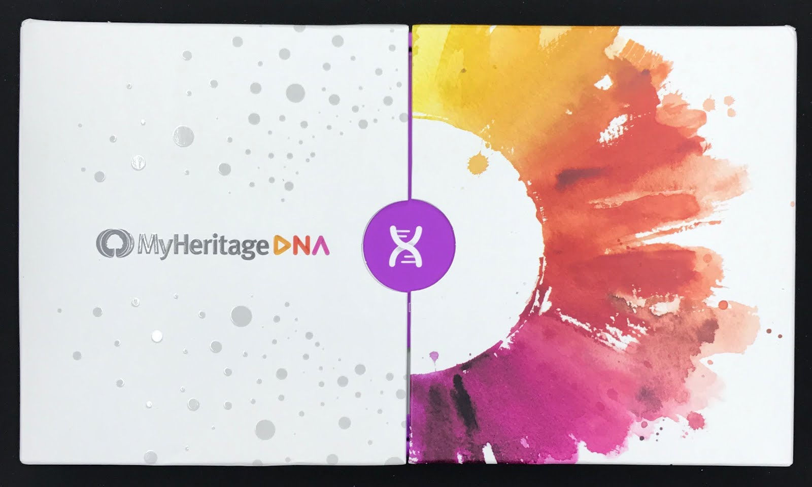 Genealogy's Star: The DNA Adventure Begins: I receive the DNA Testing Kit