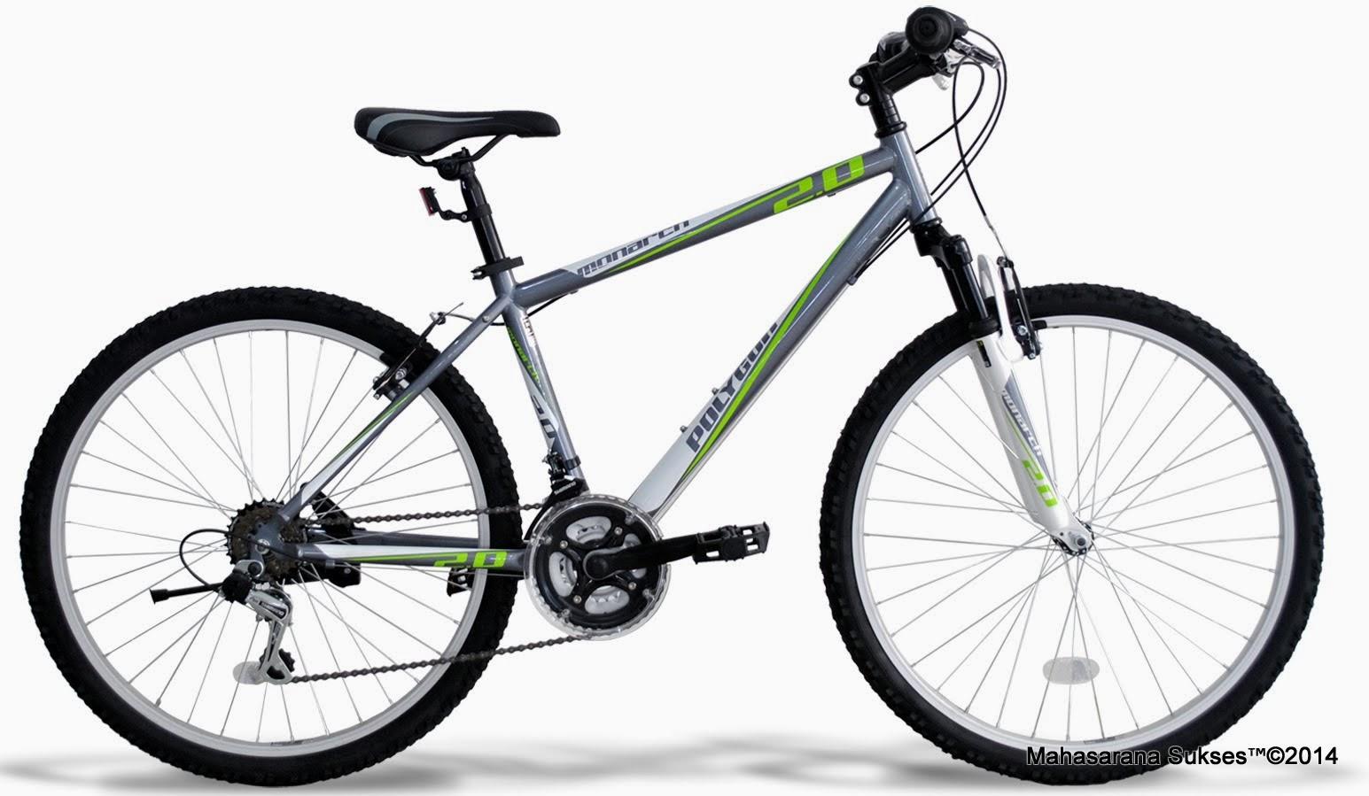 Sepeda Gunung Polygon Monarch 2.0