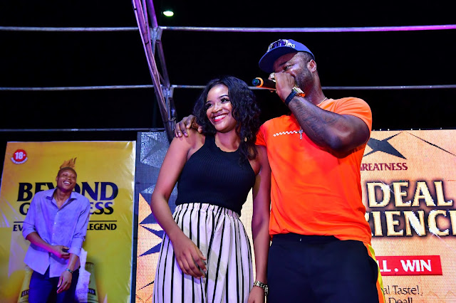 DSC 1730 - Harrysong thrills fans at Legend's Real Deal Experience Concert in Enugu