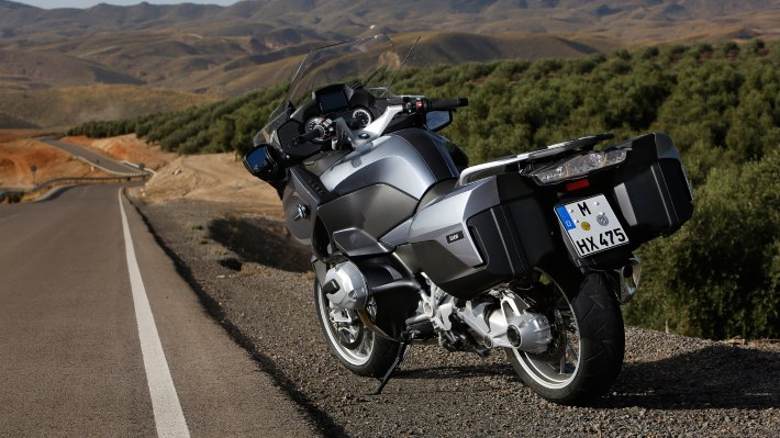 Wallpaper 3: Motorcycle BMW R 1200 RT